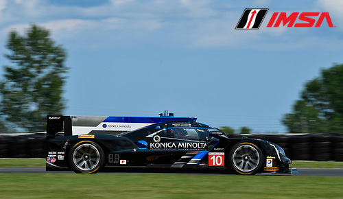 IMSA WeatherTech SportsCar Championship<br /> Continental Tire Road Race Showcase<br /> Road America, Elkhart Lake, WI USA<br /> Saturday 5 August 2017<br /> 10, Cadillac DPi, P, Ricky Taylor, Jordan Taylor<br /> World Copyright: Richard Dole<br /> LAT Images