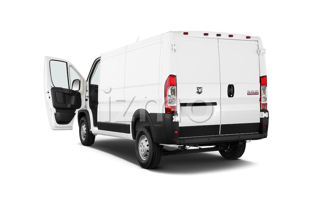 Car images of2014 Ram Promaster 1500 136 WB Low Roof 3 Door Cargo Van Doors