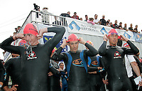 15 JUL 2007 - LORIENT, FRA - World Elite Mens Long Distance Triathlon Championships. (PHOTO (C) NIGEL FARROW)