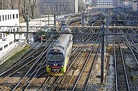 - Ferrovie Nord Milano, Cadorna station....- Ferrovie Nord Milano, stazione Cadorna