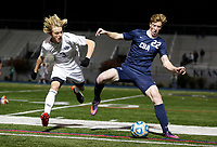 NJSIAA Non-Public A Boys Soccer Final:  Christian Brothers Academy vs Seton Hall Prep - 111316