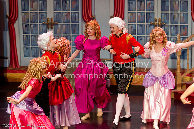 Cecil Dance Theatre Presents Cinderella - Final Dress Rehearsal - Set #1