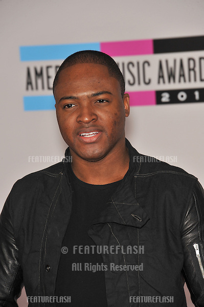 Taio Cruz at the 2010 American Music Awards at the Nokia Theatre L.A. Live in downtown Los Angeles..November 21, 2010  Los Angeles, CA.Picture: Paul Smith / Featureflash