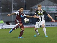 St Mirren v Heart of Midlothian 291213