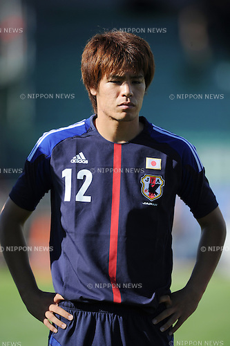 Mizuki Hamada (JPN),.MAY 23, 2012 - Football / Soccer :.2012 Toulon Tournament Group A match between U-21 Turkey 2-0 U-23 Japan at Stade Perruc in Hyeres, France. (Photo by FAR EAST PRESS/AFLO)