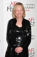 HOLLYWOOD, CA - NOVEMBER 08: Doris Kearns Goodwin at the 'Lincoln' premiere during the 2012 AFI FEST at Grauman's Chinese Theatre on November 8, 2012 in Hollywood, California. Credit: mpi21/MediaPunch Inc. /NortePhoto