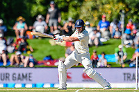 Mark Stoneman of England during Day 3 of the Second International Cricket Test match, New Zealand V England, Hagley Oval, Christchurch, New Zealand, 1st April 2018.Copyright photo: John Davidson / www.photosport.nz