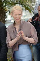 "Tilda Swinton attending the ""Moonrise Kingdom"" Photocall during the 65th annual International Cannes Film Festival in Cannes, 16th May 2012...Credit: Timm/face to face /MediaPunch Inc. ***FOR USA ONLY***"