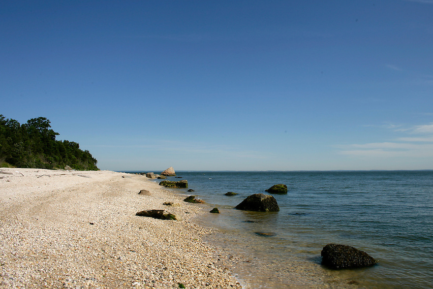 Cove Beach, Southold, 2007...........