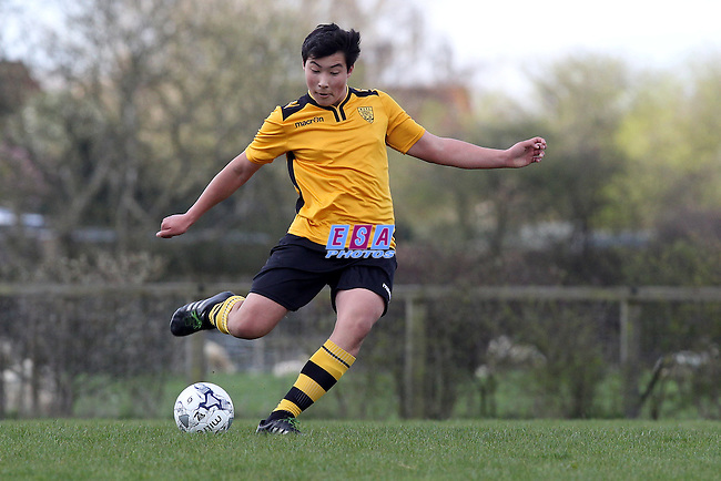 PEMBURY ATHLETIC v MAIDSTONE UNITED<br /> KENT YOUTH LEAGUE U13 CENTRAL SUNDAY 17TH APRIL 2016