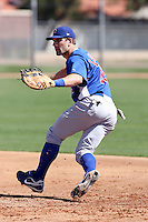 Russ Canzler, Chicago Cubs 2010 minor league spring training..Photo by:  Bill Mitchell/Four Seam Images.