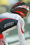Masashi Ishii (JPN),<br /> SEPTEMBER 9, 2016 - Cycling - Track : <br /> Men's C4-5 1km Time Trial<br /> at Rio Olympic Velodrome<br /> during the Rio 2016 Paralympic Games in Rio de Janeiro, Brazil.<br /> (Photo by Shingo Ito/AFLO)