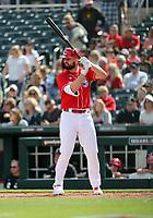 Jesse Winker - Cincinnati Reds 2020 spring training (Bill Mitchell)