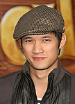 Harry Shum Jr. at Disney Premiere of Tangled held at El Capitan Theatre in Hollywood, California on November 14,2010                                                                               © 2010 Hollywood Press Agency