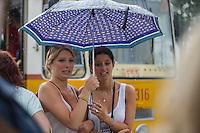 Rainy days in Budapest