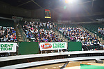 DENTON - FEBRUARY 2: Mean Green women's basketball v Old Dominion at Super Pit - North Texas Coliseum on February 2, 2019 in Denton, Texas (Photo by Rick Yeatts )