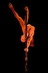 Lundi 14 Septembre 2009. Paris, France..Premiere competition Officielle de Pole Dance en France..20eme Theatre (Paris 20eme)..Gui Wandresen