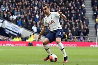 Harry Winks of Tottenham Hotspur during Tottenham Hotspur vs Wolverhampton Wanderers, Premier League Football at Tottenham Hotspur Stadium on 1st March 2020