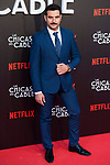 "Antonio Velazquez attends to ""Las chicas del cable"" premiere at Callao Cinemas in Madrid, April 27, 2017. Spain.<br /> (ALTERPHOTOS/BorjaB.Hojas)"