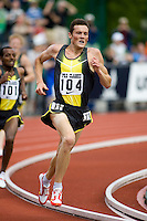 EUGENE, OR--Craig Mottram competes in the mens 2 mile during the Steve Prefontaine Classic, Hayward Field, Eugene, OR. SUNDAY, JUNE 10, 2007. PHOTO © 2007 DON FERIA