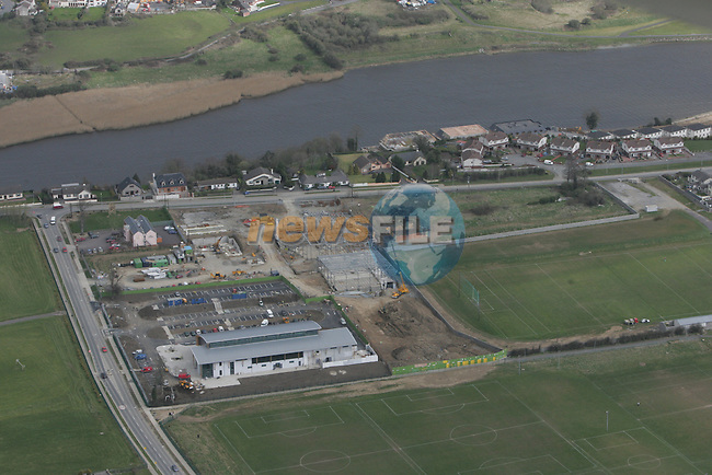Aerial View of Marley's Lane, Rathmullen Rd., Aurora Building, Drogheda, Co.Louth...Photo NEWSFILE/Fran Caffrey.(Photo credit should read Fran Caffrey/NEWSFILE)....This Picture has been sent you under the condtions enclosed by:.Newsfile Ltd..The Studio,.Millmount Abbey,.Drogheda,.Co Meath..Ireland..Tel: +353(0)41-9871240.Fax: +353(0)41-9871260.GSM: +353(0)86-2500958.email: pictures@newsfile.ie.www.newsfile.ie.FTP: 193.120.102.198...This picture is from Fran Caffrey@newsfile.ie