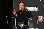 15 January 2010: WPS commissioner Tonya Antonucci. The 2010 WPS Draft was held at Pennsylvania Convention Center in Philadelphia, PA during the NSCAA Annual Convention.