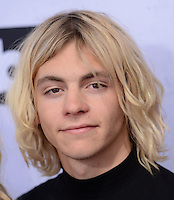 Ross Lynch @ the 2016 iHeart Radio Music awards held @ the Forum.<br /> April 3, 2016