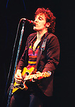 Bruce Springsteen 9/7/1978..© Chris Walter..