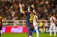 Rayo Vallecano - Barcelona 2012 Liga BBVA