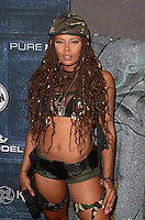 LOS ANGELES, CA - OCTOBER 22: Eva Marcille at the Maxim Halloween at The Shrine Expo Hall on October 22, 2016 in Los Angeles, California. Credit: David Edwards/MediaPunch