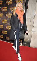 Gaby Roslin at the &quot;Girl From The North Country&quot; press night, Noel Coward Theatre, St Martin's Lane, London, England, UK, on Thursday 11 January 2018.<br /> CAP/CAN<br /> &copy;CAN/Capital Pictures