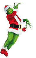 How the Grinch Stole Christmas (2000) <br /> Promo shot of Jim Carrey<br /> *Filmstill - Editorial Use Only*<br /> CAP/KFS<br /> Image supplied by Capital Pictures