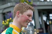 Leading Amateur rider: Darren Nagle.