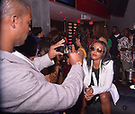 MIAMI BEACH, FL - MAY 04: Actor Darrin Henson and Actress Denyce Lawton  celebrated they birthday at Club Play South Beach on May 4, 2013 in Miami Beach, Florida. (Photo by Johnny Louis/jlnphotography.com)