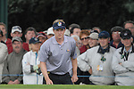 23rd September, 2006. .European Ryder Cup Team player Luke Donald on the 2nd green during the afternoon fourball session of the second day of the 2006 Ryder Cup at the K Club in Straffan, County Kildare in the Republic of Ireland..Photo: Eoin Clarke/ Newsfile.