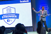 DIGITAL LIFESTYLE EXPERT MARIO ARMSTRONG KICKS OFF THE FIRST-EVER FACEBOOK FIT MIAMI TO A SOLD-OUT CROWD OF LOCAL SMALL BUSINESSES at  Soho Studios, on Thurs., June 19, 2014 in Miami.