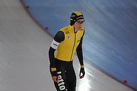 SCHAATSEN: GRONINGEN: Sportcentrum Kardinge, 17-01-2015, KPN NK Sprint, Annette Gerritsen, ©foto Martin de Jong