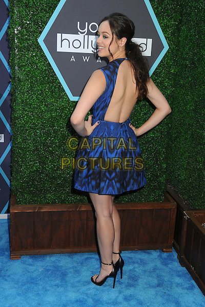 27 July 2014 - Los Angeles, California - Hayley Orrantia. 16th Annual Young Hollywood Awards held at the Wiltern Theatre. <br /> CAP/ADM/BP<br /> &copy;Byron Purvis/AdMedia/Capital Pictures