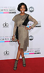 Brandy at the 40th Anniversary American Music Awards at Nokia Theater L.A. Live Los Angeles,  CA. November 18, 2012