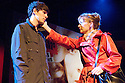 All About My Mother,based on the film by Pedro Almodovar ,a new play by Samuel Adamson. Directed by Tom Cairns.With Colin Morgan as Esteban,Lesley Manville as Manuela. Opening at The Old Vic Theatre on 4/9/2007 . CREDIT Geraint Lewis