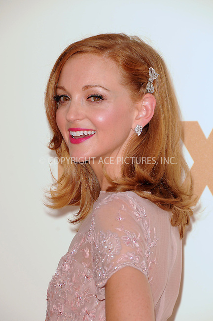 WWW.ACEPIXS.COM . . . . .  ....September 18 2011, LA....Jayma Mays arriving at the 63rd Annual Primetime Emmy Awards held at Nokia Theatre L.A. LIVE on September 18, 2011 in Los Angeles, California....Please byline: PETER WEST - ACE PICTURES.... *** ***..Ace Pictures, Inc:  ..Philip Vaughan (212) 243-8787 or (646) 679 0430..e-mail: info@acepixs.com..web: http://www.acepixs.com