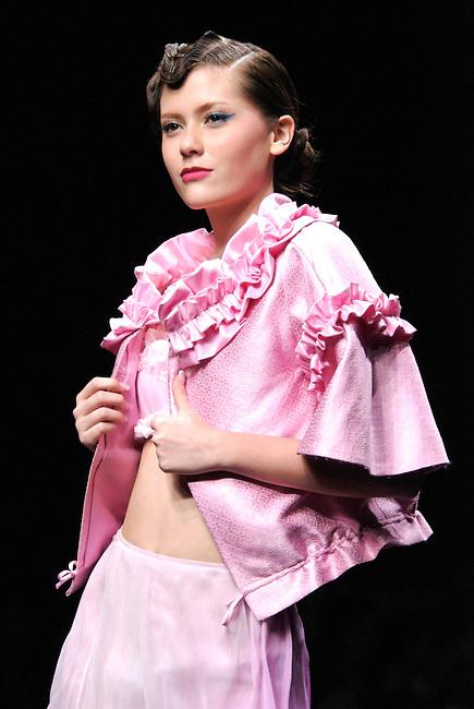Bangkok International Fashion Week, Bangkok Thailand 2007