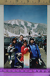 Kieffer family skiing at Eldora Ski ARea, Colorado
