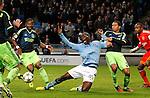 061112 Manchester City v Ajax UCL Grp D