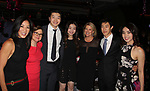 Michelle Kwan, Nathan & Maia Shibutani, Sharon Cohen, Tina Lundgren,  Nathan & Karen Chen - Figure Skating in Harlem's Champions in Life (in its 21st year) Benefit Gala recognizing the medal-winning 2018 US Olympic Figure Skating Team on May 1, 2018 at Pier Sixty at Chelsea Piers, New York City, New York. (Photo by Sue Coflin/Max Photo)