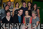 William Kelly, Shrone and Elaine Dineen, Crosstown, Killarney, pictured with Ann Kelly, Nancy Dineen, Jane McSweeney, Liam Kelly, Aine Fleming, Neil Dineen, Mairead Dineen and Shauna Dineen, as they celebrated their engagement in The Failte Bar, Killarney on Tuesday 29th December.