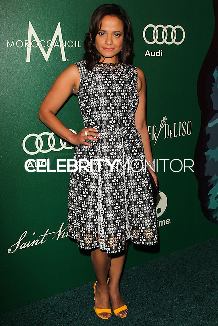BEVERLY HILLS, CA, USA - OCTOBER 10: Judy Reyes arrives at the 2014 Variety Power Of Women held at the Beverly Wilshire Four Seasons Hotel on October 10, 2014 in Beverly Hills, California, United States. (Photo by Celebrity Monitor)