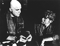 Apocalypse Now (1979) <br /> Martin Sheen &amp; Marlon Brando<br /> *Filmstill - Editorial Use Only*<br /> CAP/KFS<br /> Image supplied by Capital Pictures