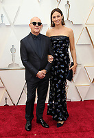09 February 2020 - Hollywood, California - Heather Taupin, Bernie Taupin. 92nd Annual Academy Awards presented by the Academy of Motion Picture Arts and Sciences held at Hollywood & Highland Center. Photo Credit: AdMedia