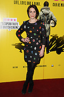 "Vicky McLure arrives for the ""SVENGALI"" premiere at the Rich Mix Cinema, Shoreditch,  London. 11/03/2014 Picture by: Steve Vas / Featureflash"